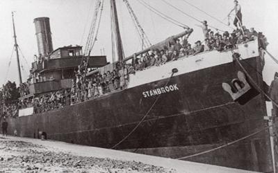"""MESA REDONDA """"EL PORT D'ALACANT L'1 D'ABRIL DE 1939: UNA PRESÓ AMB VISTES AL MAR"""""""